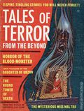 Tales of Terror from the Beyond (1964 Charlton) Pulp 1