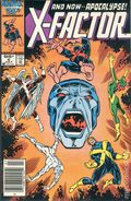 X-Factor (1986 1st Series) Canadian Price Variant 6