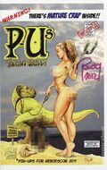 P-U's from Budd! (2011) Ashcan Sketchbook 1