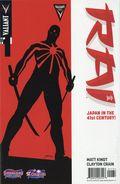 Rai (2014 Valiant) 1BORDERLANDS