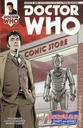 Doctor Who The Tenth Doctor (2014 Titan) 1RE.BORDERL