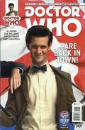 Doctor Who The Eleventh Doctor (2014 Titan) 1PX
