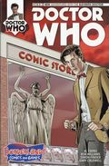 Doctor Who The Eleventh Doctor (2014 Titan) 1RE.BORDER