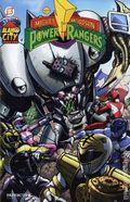 Mighty Morphin Power Rangers (2014 Papercutz) Free Comic Book Day 0ALAMO