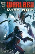 Warlash Dark Noir (2008) 2SIGNED