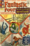Fantastic Four (1961 1st Series) UK Edition 17UK
