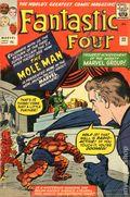 Fantastic Four (1961 1st Series) UK Edition 22UK