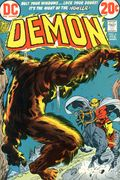 Demon (1972 1st Series) 6