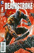 Deathstroke (2014 DC 2nd Series) 1D