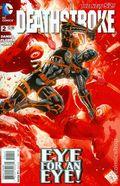 Deathstroke (2014 DC 2nd Series) 2C