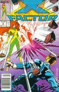 X-Factor (1986 1st Series) Mark Jewelers 18MJ