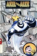 Axel and Alex GN (2003 Daddy-O Press) 1-1ST
