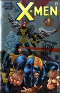 Marvel Collectible Classics X-Men (1998) 1DF.SIGNED