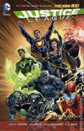 Justice League TPB (2012-2016 DC Comics The New 52) 5-1ST