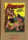 Roy Thomas Presents: Rulah Jungle Goddess HC (2015 PS Artbooks) 1-1ST