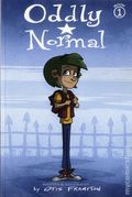 Oddly Normal TPB (2015-2016 Image) 1-1ST