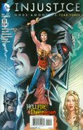 Injustice Gods Among Us Year Three (2014 DC) 11