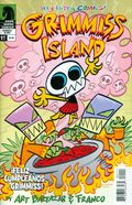 Itty Bitty Comics Grimmiss Island (2015) 1