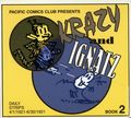 Krazy and Ignatz Daily Strips TPB (2003 Pacific Comics Club Edition) 2-1ST