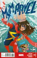 Ms. Marvel (2014 3rd Series) 13A