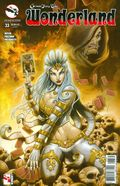 Grimm Fairy Tales Presents Wonderland (2012 Zenescope) 33C
