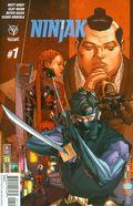 Ninjak (2015) 1B