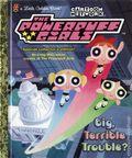 Powerpuff Girls Big, Terrible Trouble HC (1999 Little Golden Book) 1-1ST