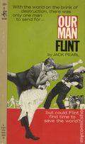 Our Man Flint PB (1965 Pocket Book Novel) 1-1ST