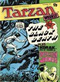 Tarzan Weekly (1977 Byblos) UK Magazine 19771001