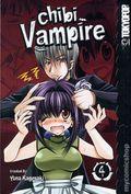 Chibi Vampire GN (2006-2009 Tokyopop Digest) 4-1ST