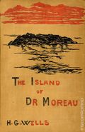 The Island of Doctor Moreau HC (1896 1st Edition) 1-1ST