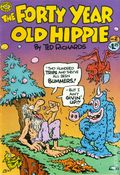 Forty Year Old Hippie (1979 Rip Off Press) #2, 1st Printing