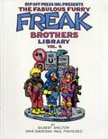 Fabulous Furry Freak Brothers Library TPB (1988 Rip Off Press) 4-1ST