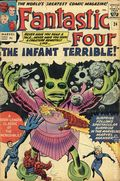 Fantastic Four (1961 1st Series) UK Edition 24UK