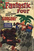 Fantastic Four (1961 1st Series) UK Edition 44UK