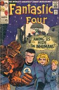 Fantastic Four (1961 1st Series) UK Edition 45UK