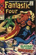 Fantastic Four (1961 1st Series) UK Edition 63UK