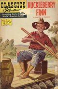 Classics Illustrated 019 Huckleberry Finn (1944) 16