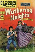 Classics Illustrated 059 Wuthering Heights (1949) Canadian Edition 2