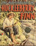 Adventures of Huckleberry Finn (1939 Whitman BLB) 1422