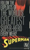Superman Table Top Promo #8075 1