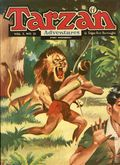 Tarzan Adventures (UK 1953-1959 Westworld Publications) Vol. 5 #23