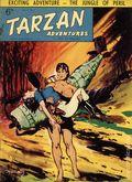 Tarzan Adventures (UK 1953-1959 Westworld Publications) Vol. 7 #7