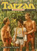 Tarzan Adventures (UK 1953-1959 Westworld Publications) Vol. 4 #4