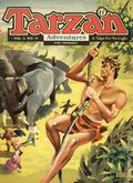 Tarzan Adventures (UK 1953-1959 Westworld Publications) Vol. 5 #19