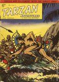 Tarzan Adventures (UK 1953-1959 Westworld Publications) Vol. 7 #15