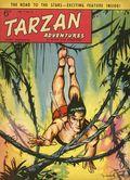 Tarzan Adventures (UK 1953-1959 Westworld Publications) Vol. 7 #11