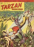 Tarzan Adventures (1953 Westworld) UK Vol. 7 #35