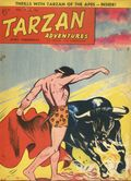 Tarzan Adventures (UK 1953-1959 Westworld Publications) Vol. 7 #36