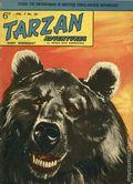Tarzan Adventures (UK 1953-1959 Westworld Publications) Vol. 7 #38